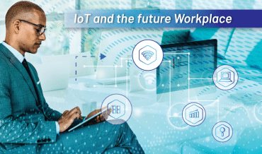 IoT and the Future Workplace